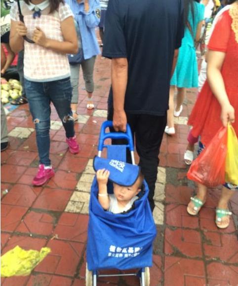 关于爸爸的说说:鄙人就是喜欢杨阳洋  就冲这娃自从上了《爸爸去哪2》就没拽过英文。