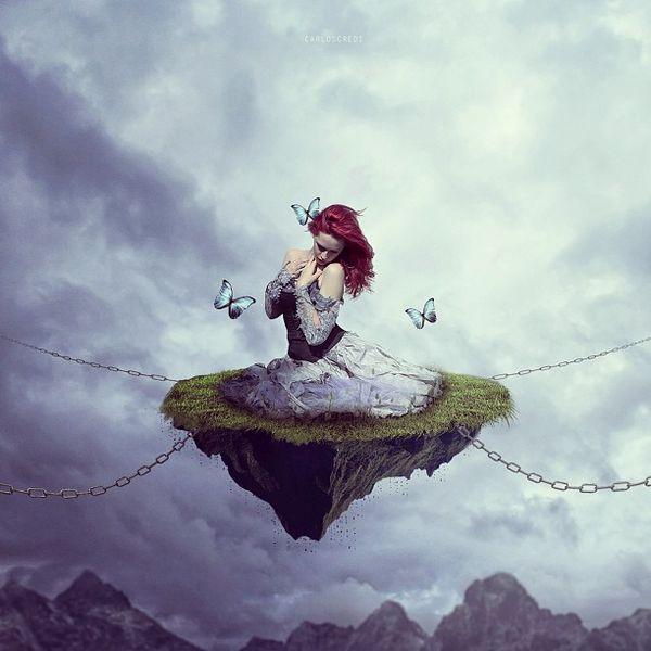 关于天空的说说:_/~↘ 灰灰暗暗的天空,分手后低落的心情、、额的眼眸下起了苦涩の雨泪# # {惟美}爱恋︶︶︶